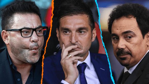 Hugo Sánchez y los candidatos a ser el nuevo técnico de Rayados