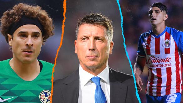Loa 3 'pendientes' a seguir en la segunda jornada doble del Apertura 2019