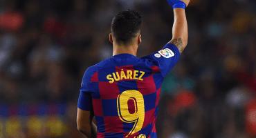 ¡Ya son 130! Luis Suárez es el máximo goleador uruguayo de La Liga Española