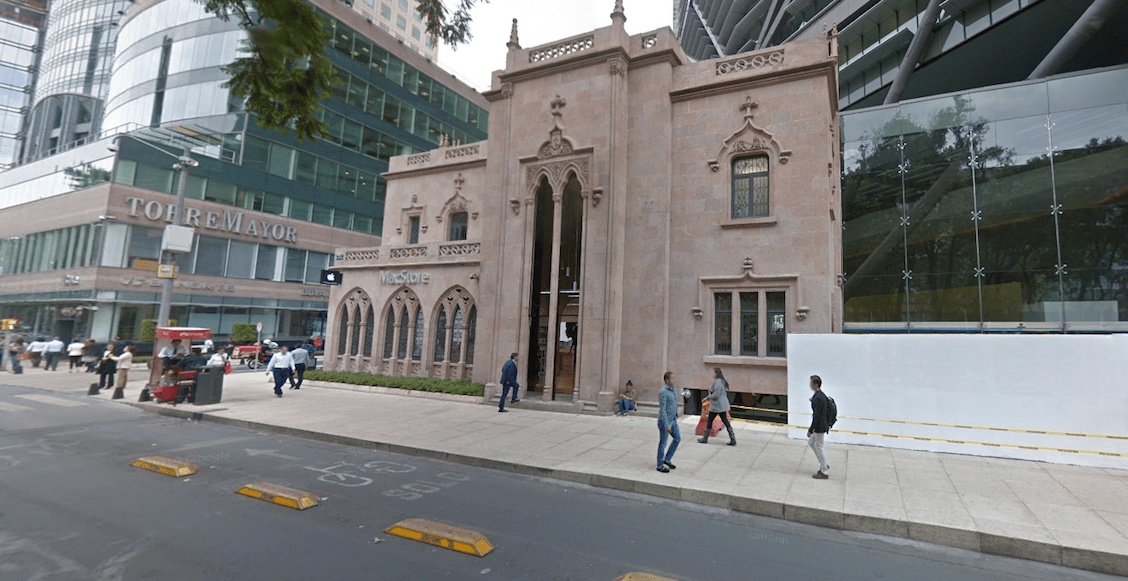 Sujetos asaltan MacStore de Reforma y logran huir con un botín de iPads y iPhones