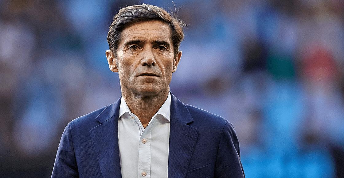 ¡Sorpresón! Marcelino García Toral no es más técnico del Valencia