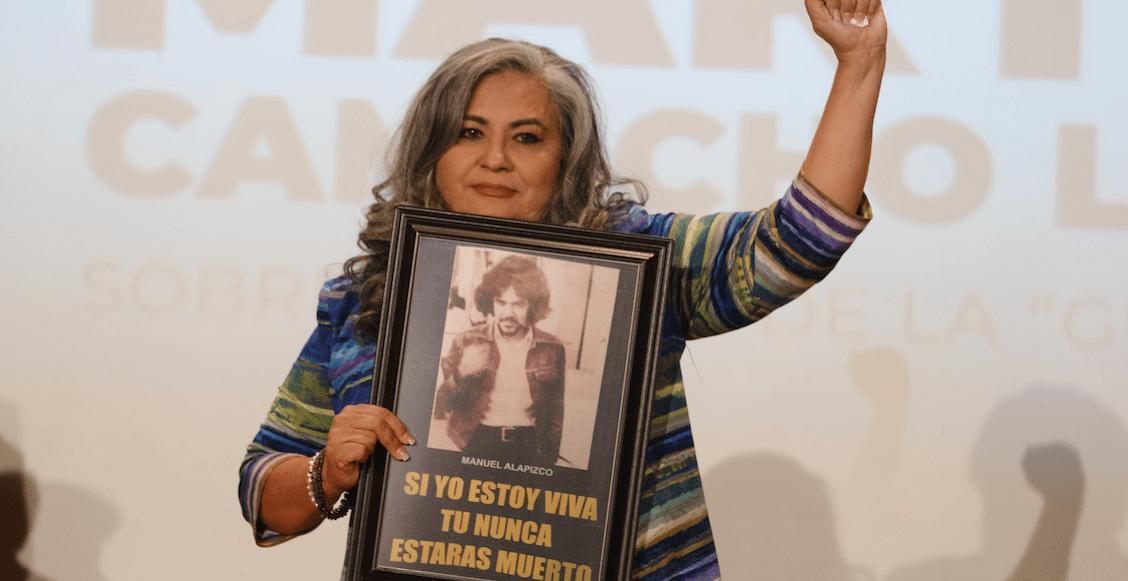 Martha-Camacho-disculpas-estado-Guerra-sucia