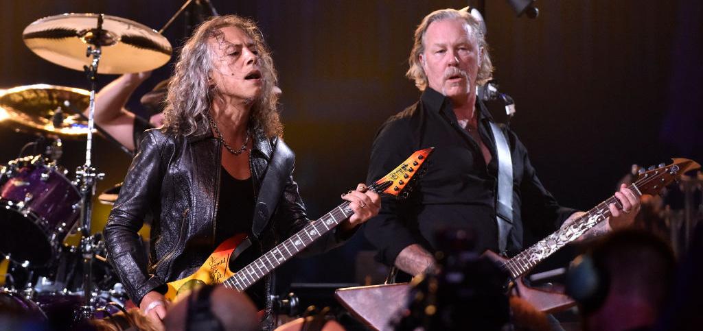 Metallica es nombrada la banda de gira más grande de la historia
