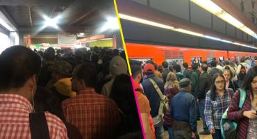 ¿Qué pasó en la L7? El Metro CDMX reportó fallas y un
