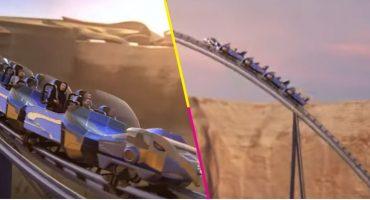 'The Falcon's Flight' será la montaña rusa más grande y rápida del mundo