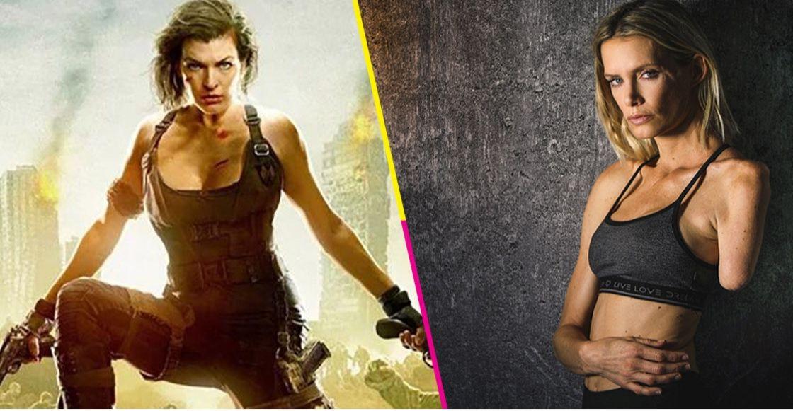 Doble de Milla Jovovich demanda a productores de 'Resident Evil' por accidente durante la filmación