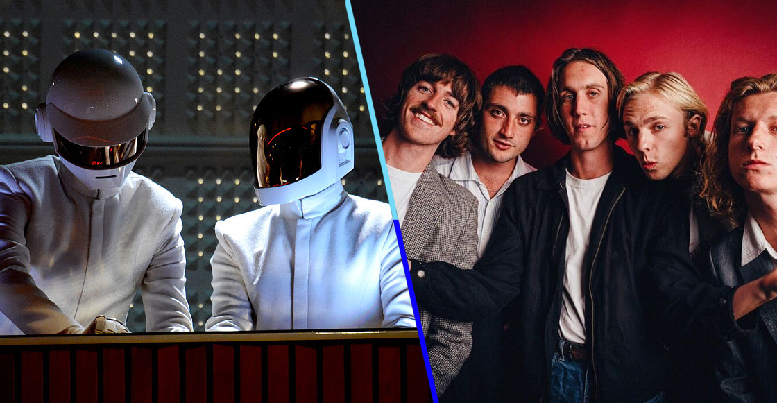 La historia de cómo Daft Punk catapultó a una pequeña banda llamada Parcels