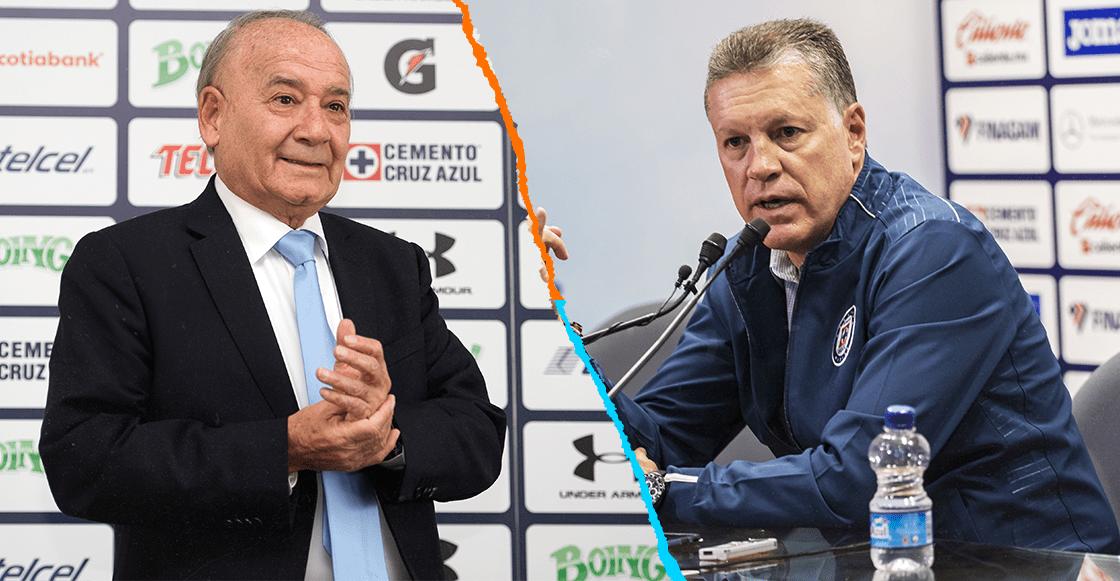 ¿Volverá? Peláez aún no firma su renuncia y Billy Álvarez hablará con él