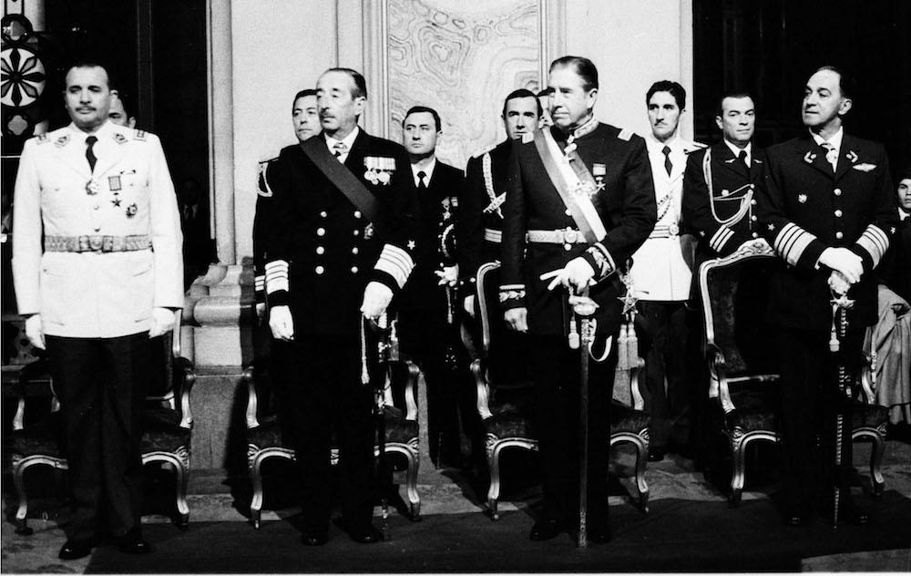 Augusto-Pinochet-Golpe-de-Estado
