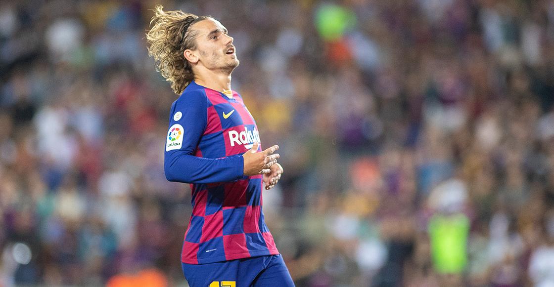 Proponen cerrar el Camp Nou por fichaje de Griezmann con el Barcelona