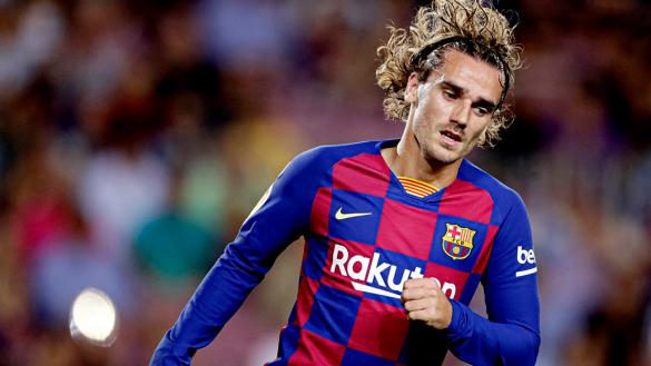 RFEF anuncia sanción para el Barcelona por fichaje de Griezmann
