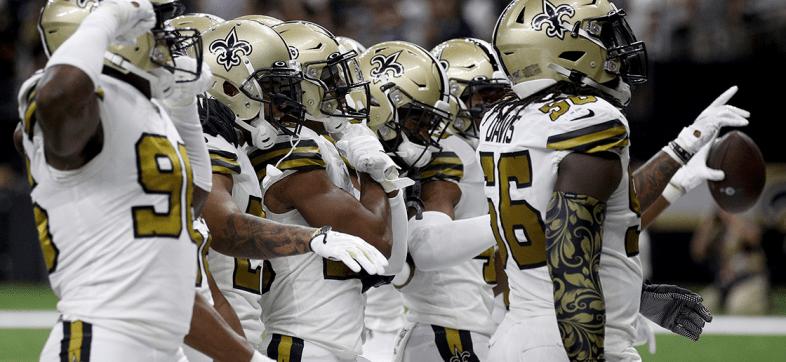 A patadas, los Saints terminan con el invicto de los Cowboys