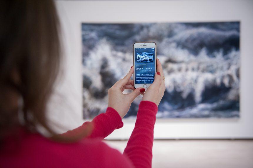 Una obra de arte: Estas aplicaciones te ayudan a descubrir pinturas