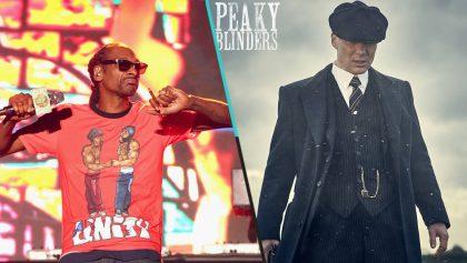 Snoop Dogg se aventó un cover de la canción principal de Peaky Blinders