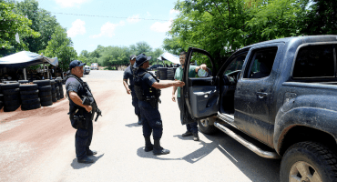 Ante violencia y enfrentamientos, suspenden festividades patrias en Tepalcatepec, Michoacán