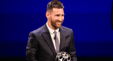 ¡Por fin! Lionel Messi se lleva el premio The Best