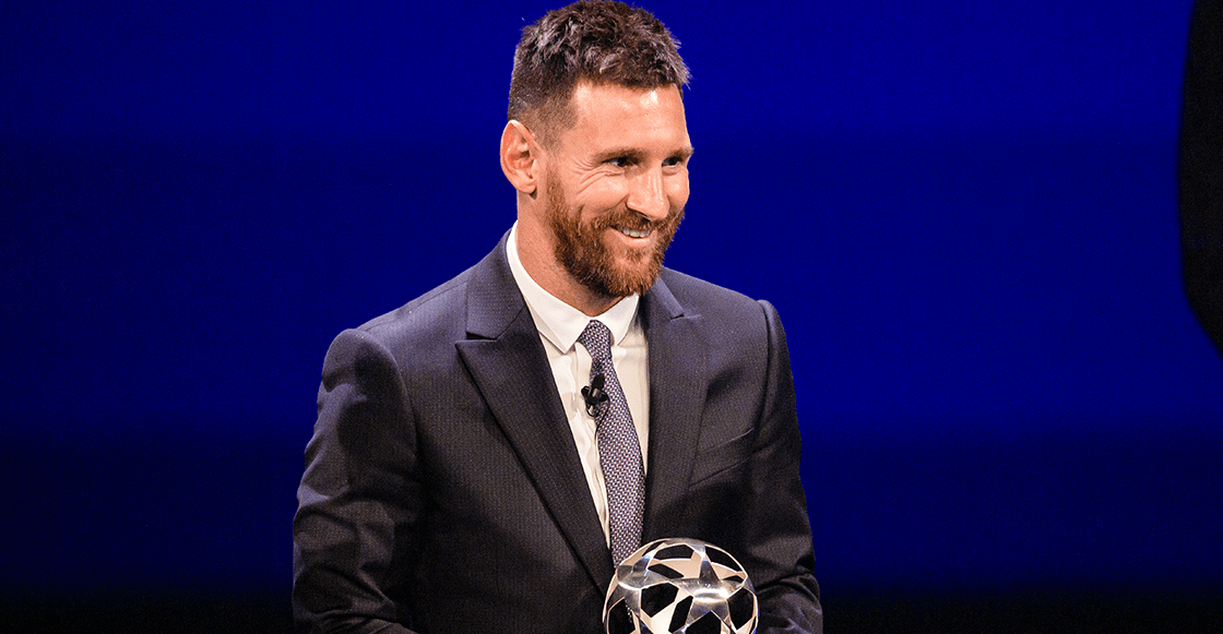 The Best: El premio imposible para Lionel Messi
