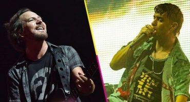 Crossover nivel: The Strokes y Eddie Vedder tocaron juntos en el 'Ohana Music Festival'