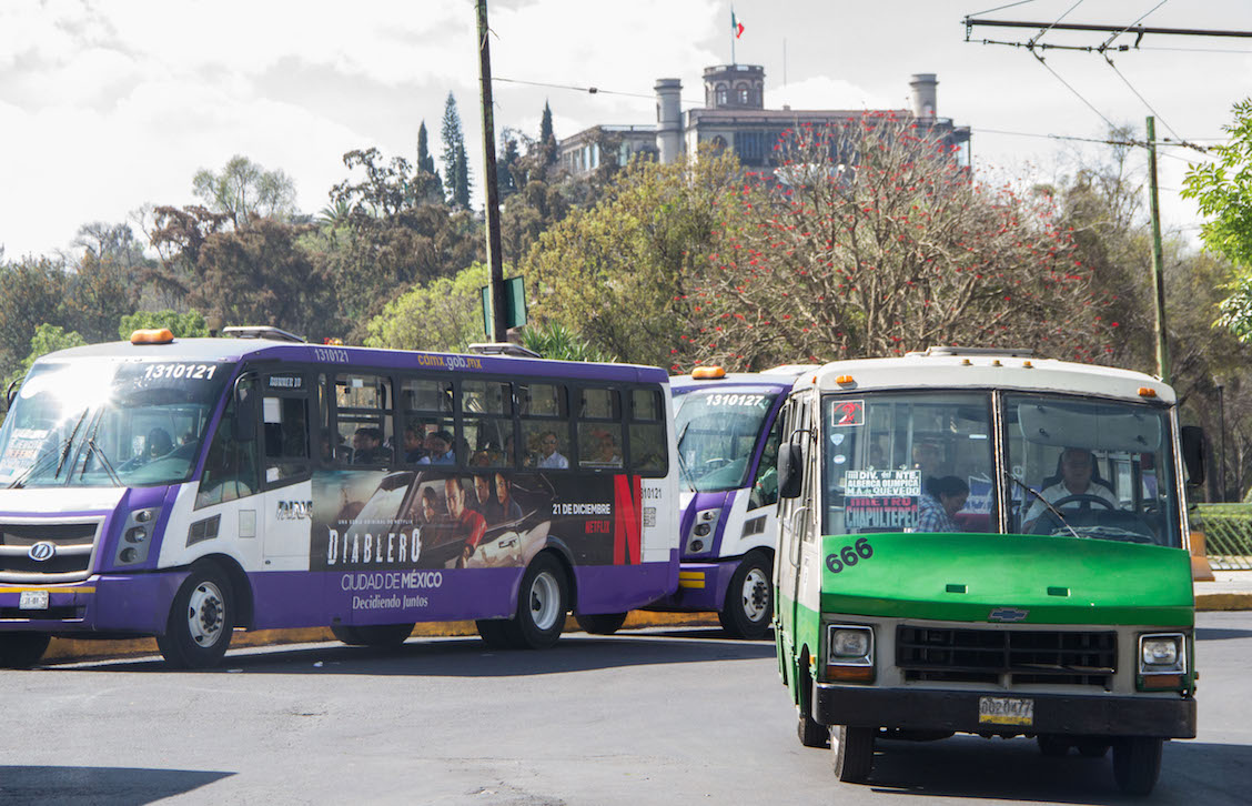 Estudiantes estarán exentos de nueva tarifa de transporte en Estado de México