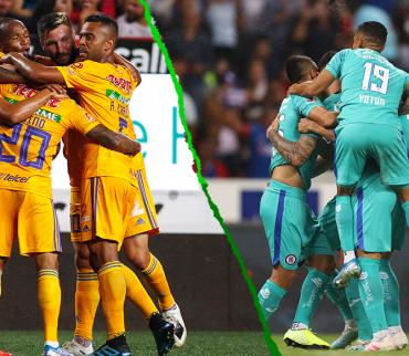 ¿Cómo, cuándo y dónde ver en vivo el Tigres vs Cruz Azul de la Leagues Cup?