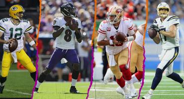 Sigue EN VIVO los partidos de la Semana 3 de la NFL