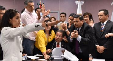 ¿Quién es Verónica Hernández Giadáns, la encargada de Despacho de la Fiscalía de Veracruz?