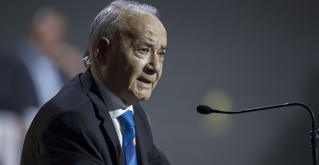 Víctor Garcés no puede tomar decisiones en Cruz Azul... dijo Billy Álvarez