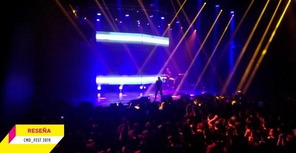 ¡Baile y oscuridad! Aquí te contamos todo lo que pasó en el CMD_Fest