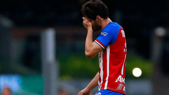 ¡Ya hay sanción para el 'Pollo' Briseño por la lesión de Giovani dos Santos!