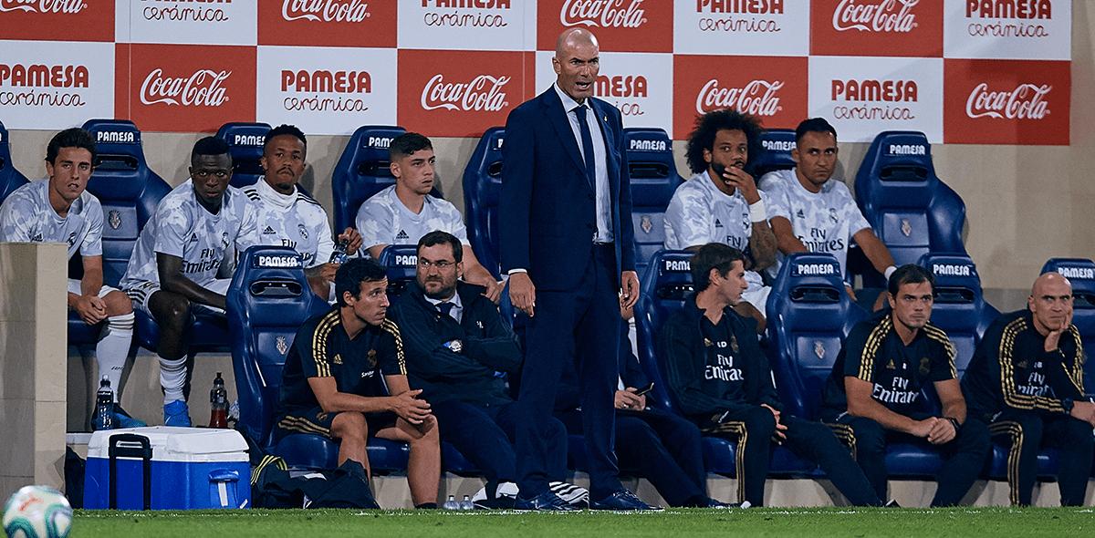 Vinícius es el futuro del Real Madrid... dice Zidane