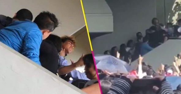 Denuncian agresión de alumno de FES Acatlán por parte del personal de seguridad