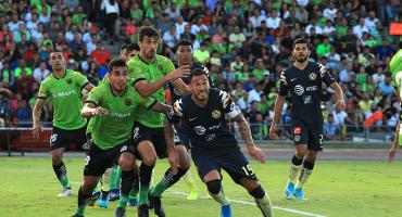 Viñas rescata otra vez al América en Juárez, pero Ochoa sigue permitiendo goles previo al clásico
