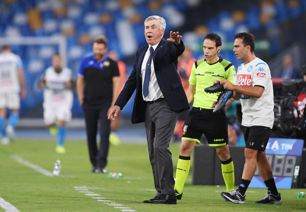 Carlo Ancelotti elogió al 'Chucky' Lozano y apunta como titular ante el Liverpool