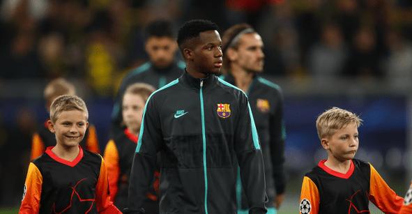¡Plaga de lesiones! Barcelona pierde a Ansu Fati por lesión ante el Getafe