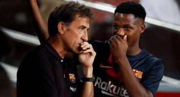 Barcelona pide a España no llevar a Ansu Fati al Mundial Sub 17