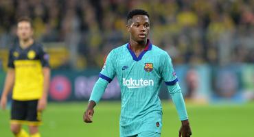 Ansu Fati jugará el Mundial Sub 17 con España; el viernes recibiría pasaporte