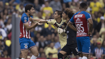 Chivas acatará sanción sobre Briseño e impondrá castigo interno a Cervantes