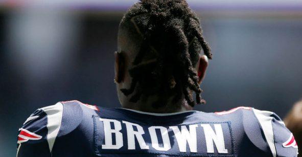 ¡Antonio Brown anunció su retiro oficial de la NFL!