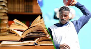 Antonio Brown se inscribió a 4 clases tras retirarse de la NFL