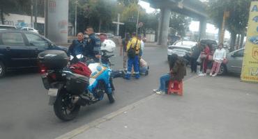 Aventaron a dos mujeres de un microbús en movimiento por un asalto en Tláhuac
