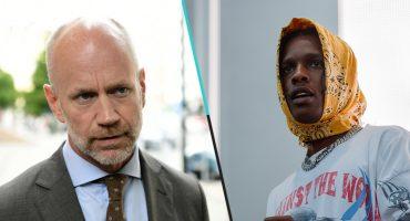 Disparan en Estocolmo al abogado defensor de A$AP Rocky