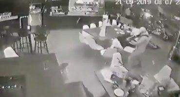 Autoridades identifican a hombres ejecutados en bar de Uruapan en Michoacán