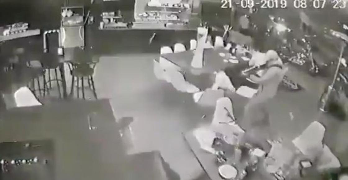Autoridades Identifican A Hombres Ejecutados En Bar De