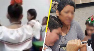 Se desata balacera mientras alumnos de primaria llevaban a cabo festejos patrios en Sonora