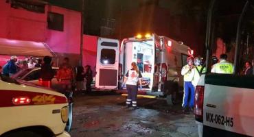 6 personas mueren y 2 son heridas tras ataque en una vecindad en la colonia Doctores