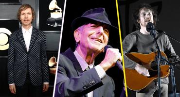 Beck, Damien Rice y The National se unen para terminar el último disco de Leonard Cohen