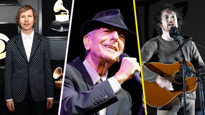 Beck, Damien Rice y The National se unen para terminar el último disco de Leonard Cohen