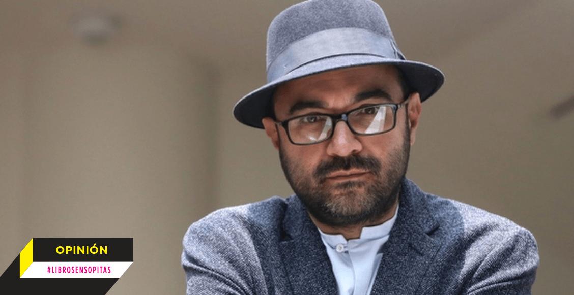 Ecos del Hay Festival 2019: Bernardo Esquinca y la literatura de terror mexicana
