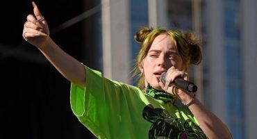 ¡PAREN TODO! Billie Eilish dará concierto en el Palacio de los Deportes