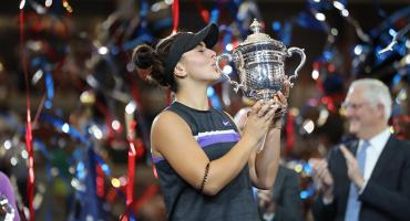 Bianca Andreescu, campeona del US Open a los 19 años tras PAR-TI-DA-ZO ante Serena Williams